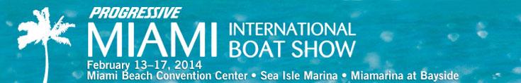 2014 Miami Boat Show