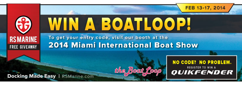 Win a Boat Loop on our Facebook Page